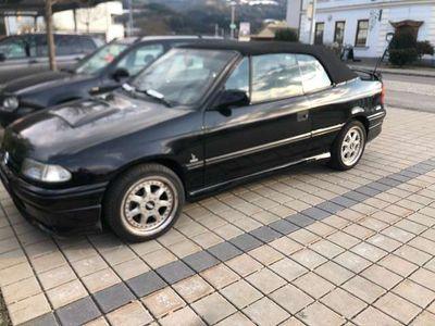 gebraucht Opel Astra Cabriolet 2,0i Power Pack
