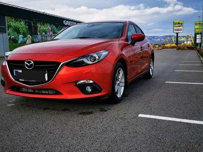 gebraucht Mazda 3 Sport CD150 Attraction Limousine