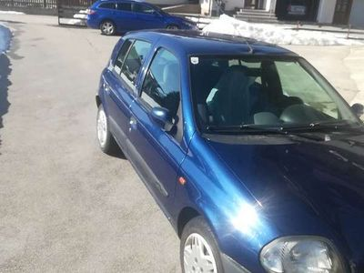 brugt Renault Clio 1.9 Klein-/ Kompaktwagen,
