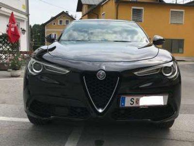 gebraucht Alfa Romeo Stelvio Stelvio AlfaSuper 2.0 201 PS ATX AWD SUV / Geländewagen,