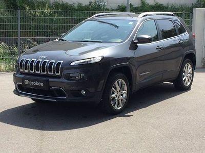 gebraucht Jeep Cherokee 2,2 MultiJet II AWD Limited Aut. SUV / Geländewagen