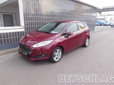 gebraucht Ford Fiesta Titanium 1,0 EcoBoost Powershift Aut. Limousine,