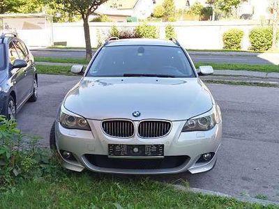 brugt BMW 530 5er-Reihe E 61 XD ALLRAD FIX PREIS 5300 Kombi / Family Van,