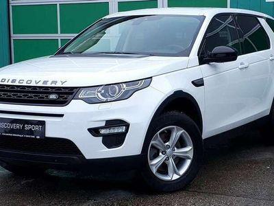 gebraucht Land Rover Discovery Sport 2,0 TD4 4WD Pure Aut. SUV / Geländewagen
