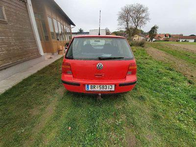 gebraucht VW Golf IV 1.9 diesel Klein-/ Kompaktwagen