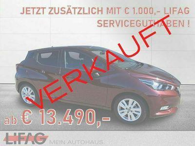 gebraucht Nissan Micra 100 N-Way *ab € 13.490,-* Limousine
