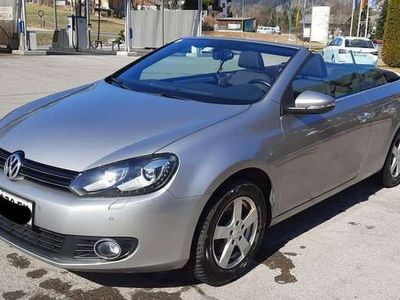 gebraucht VW Golf Cabriolet VI Sky BMT 1,6 TDI DPF