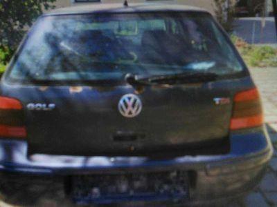 gebraucht VW Golf IV ATD Limousine