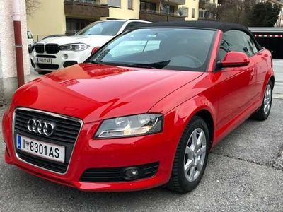 gebraucht Audi A3 Cabriolet 1,6