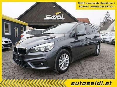 gebraucht BMW 216 Gran Tourer 2er-Reihe d Advantage *AHV+KAMERA* Kombi / Family Van