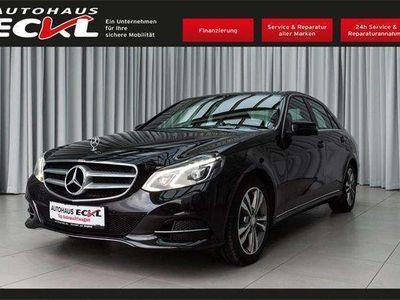 gebraucht Mercedes E220 E-KlasseBlueTEC 4MATIC Avantgarde A-Edition Plus ... Limousine,