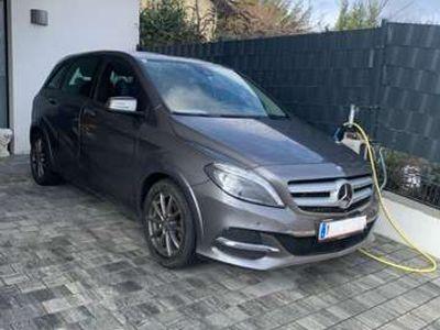 gebraucht Mercedes B Electric Drive 250 e (mit Batterie)