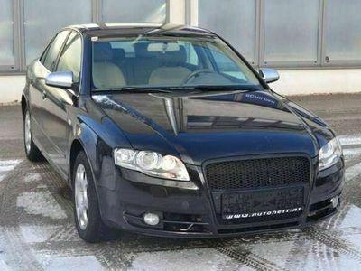 gebraucht Audi A4 2,0 TDI quattro S-Line Limousine