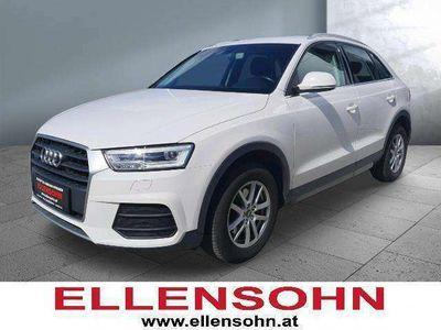 gebraucht Audi Q3 2,0 TDI Intense quattro Allrad*Navi*