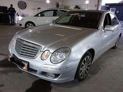 gebraucht Mercedes E200 E-KlasseElegance CDI Aut. Limousine