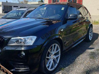 gebraucht BMW X3 xDrive35d Sport Aut.