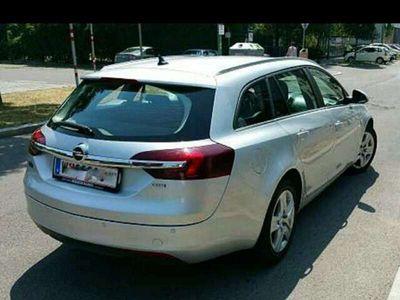 gebraucht Opel Insignia ST 2,0 CDTI Ecotec Aut.
