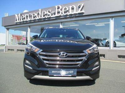 gebraucht Hyundai Tucson Edition 25 1,7 CRDi 2WD DCT 808j