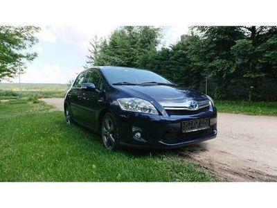 brugt Toyota Auris 1,8 VVT-i Hybrid High
