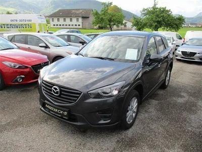 gebraucht Mazda CX-5 CD150 AWD Attraction SUV / Geländewagen,