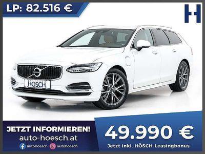 gebraucht Volvo V90 T8 AWD Hybrid Momentum Pro Aut. Kombi / Family Van