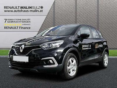 gebraucht Renault Captur ENERGY TCe 90 Zen SUV / Geländewagen,