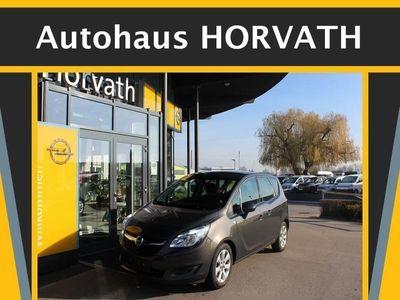 gebraucht Opel Meriva 1,4 Turbo Ecotec Edition Start/Stop System Kombi / Family Van