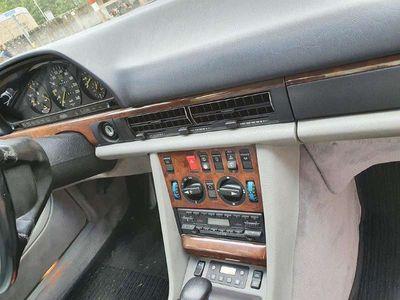 gebraucht Mercedes S420 SEL Limousine