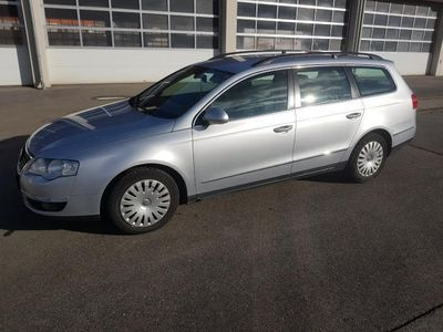 gebraucht VW Passat Variant Var. TL BlueMotion Technology 1,6 TDI Trendline