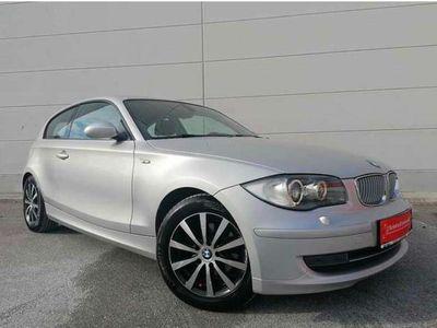 gebraucht BMW 118 1er-Reihe Diesel (E81) Österreich-Paket