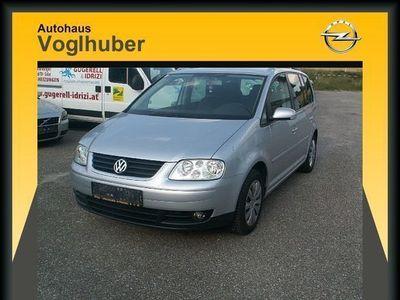 brugt VW Touran Trendline 1,9 TDI DPF Kombi / Family Van,