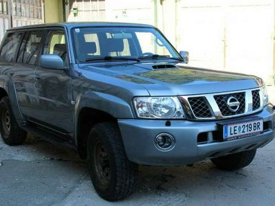 gebraucht Nissan Patrol GR Wagon 3,0 16V y61