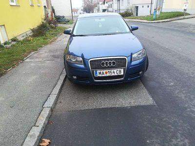 gebraucht Audi A3 2.0 TDI Klein-/ Kompaktwagen