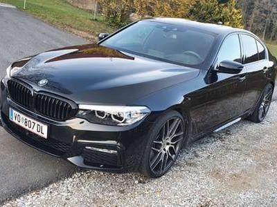 gebraucht BMW 540 5er-Reihe Allrad (G30) xDrive Aut.