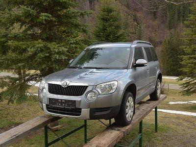 gebraucht Skoda Yeti 4x4 Experience A TDI CR D-PF SUV / Geländewagen
