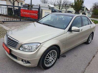 gebraucht Mercedes C220 C-KlasseCDI Avantgarde BlueEfficiency*** nur 69 TKM*** Limousine