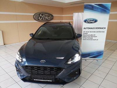 gebraucht Ford Focus Traveller 1,0 EcoBoost ST-Line, ST-Line, 125 PS, 5 Türen, Schaltgetriebe