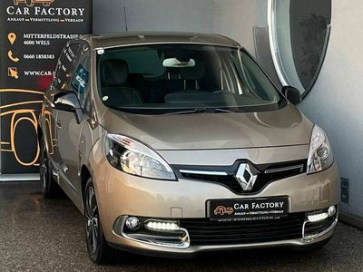 gebraucht Renault Scénic ScenicdCi 110 EDC Bose Edition