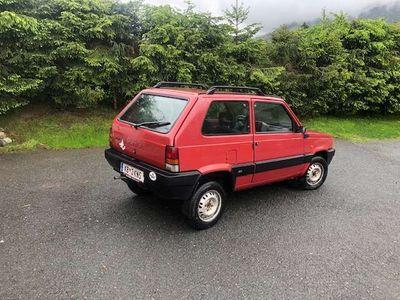 gebraucht Fiat Panda 4x4 Klein-/ Kompaktwagen,