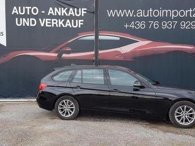 gebraucht BMW 320 3er d Touring EfficientDynamics Sport Line MEGA PR