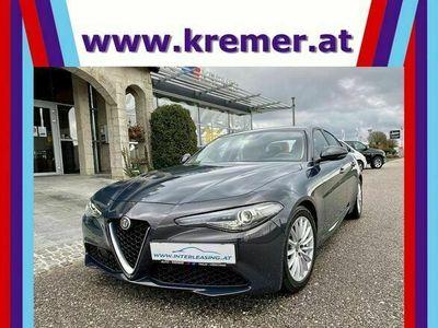 gebraucht Alfa Romeo Giulia Super 2,2 180 MT RWD Limousine
