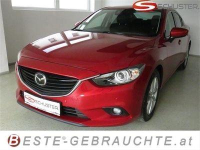 gebraucht Mazda 6 6CD175 Revolution SD Aut. Limousine,