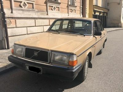 usata Volvo 240 Serie 200GL 5G Limousine,