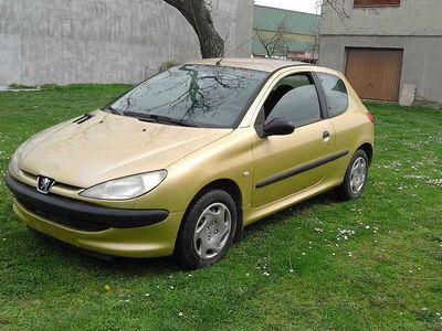 gebraucht Peugeot 206 XR 1.1 ST Klein-/ Kompaktwagen,
