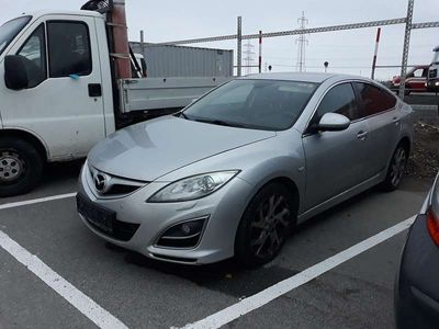 gebraucht Mazda 6 2.2 CD GTA Limousine