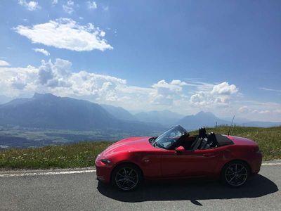 gebraucht Mazda MX5 G160 Revolution Cabrio / Roadster