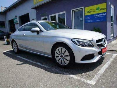 gebraucht Mercedes C200 C -Klasse Coupe, 1. Besitz LED