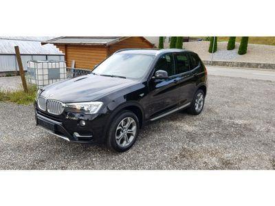 gebraucht BMW X3 xDrive 20d xLine Aut. SUV / Geländewagen,
