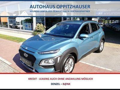 gebraucht Hyundai Kona 1,6 CRDi 4WD Level 3 DCT Aut.