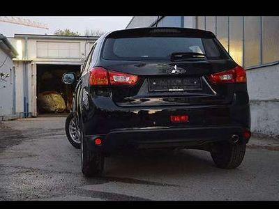 brugt Mitsubishi ASX ASX1,6 DI-D LP 2WD Invite SUV / Geländewagen,